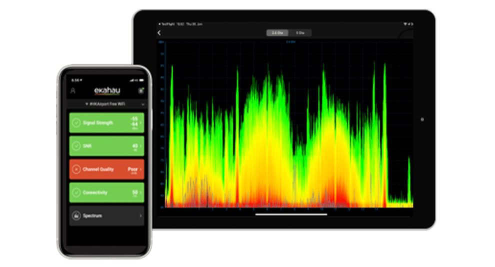 Analyzer iPhone and iPad