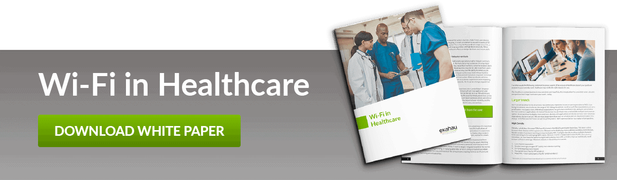 Download the full Wi-Fi in Healthcare Whitepaper